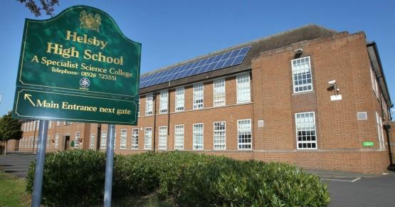 HELSBY-HIGH-SCHOOL
