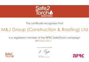 M&J Group (Construction & Roofing) Ltd